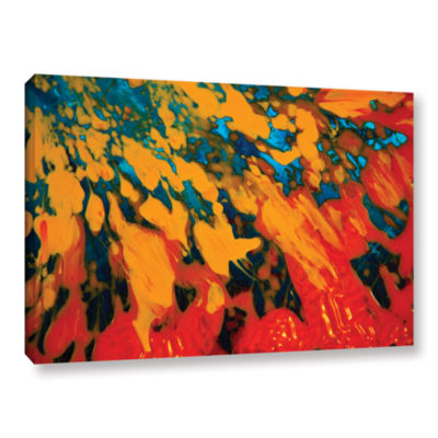 Brushtone Floating Gallery Wrapped Canvas Wall Art