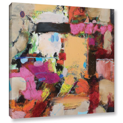 Brushtone Follies Gallery Wrapped Canvas Wall Art