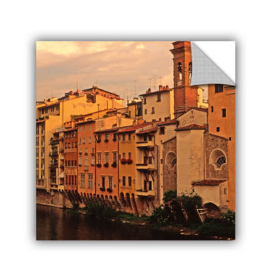 Brushtone Florence Charm Removable Wall Decal