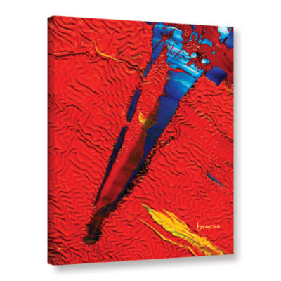 Brushtone Forbidden Paradise Gallery Wrapped Canvas Wall Art