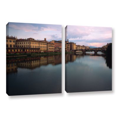 Brushtone Florence Memories 2-pc. Gallery WrappedCanvas Wall Art