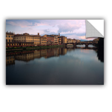 Brushtone Florence Memories Removable Wall Decal