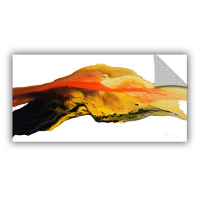 Brushtone Flow Removable Wall Decal