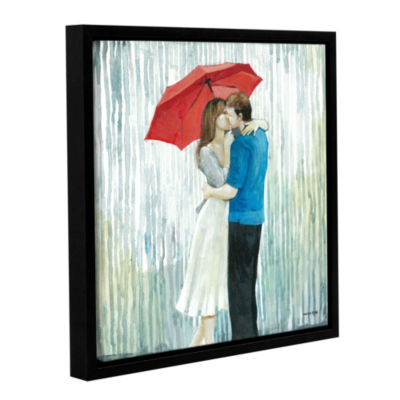 Brushtone Forever Gallery Wrapped Floater-Framed Canvas Wall Art