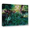Brushtone Foxgloves At Mill Creek Gallery WrappedCanvas Wall Art