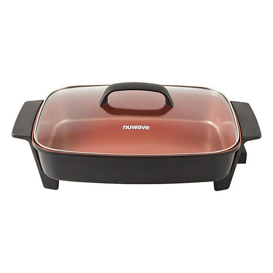 NuWave XL 16-Inch Digital Electric Skillet