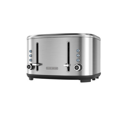 Black+Decker 4-Slice Toaster