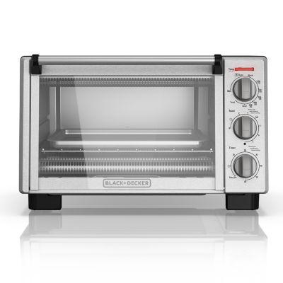 Black+Decker 6-Slice Toaster Oven