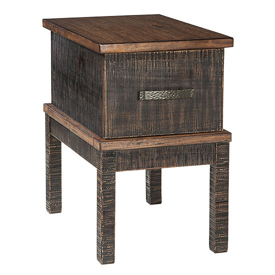 Signature Design By Ashley Stanah Chair Side Table