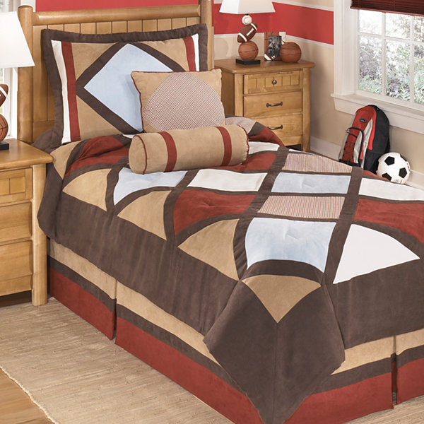 Signature Design by Ashley® Academy Top of Bed Set