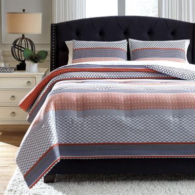 Signature Design by Ashley® Anjanette Comforter Set