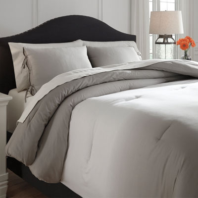 Signature Design by Ashley® Aracely Comforter Set in Taupe