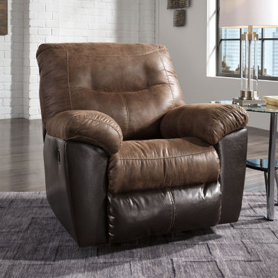 Signature Design by Ashley® Longview Pad-Arm Recliner