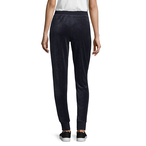 St. John's Bay Active Velour Jogger Pants
