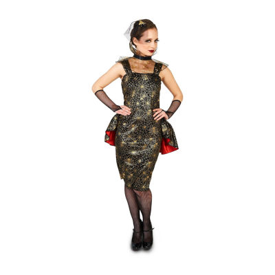 Spiderweb Dress Adult Costume