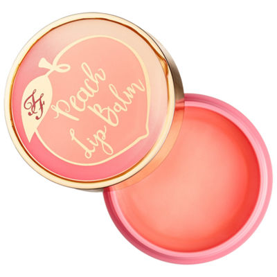 Too Faced Peach Mega Moisture Lip Balm - Peaches and Cream Collection