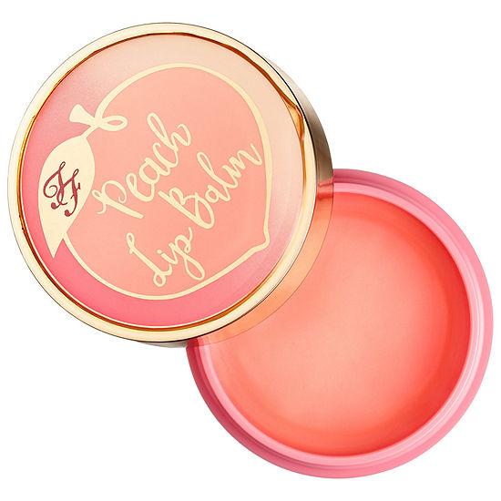 Too Faced Peach Mega Moisture Lip Balm - Peaches and Cream Collection