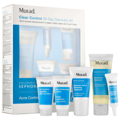 Murad Acne Clear Control 30-Day Kit