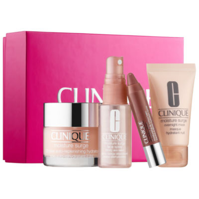 CLINIQUE More Than Moisture Surge Set
