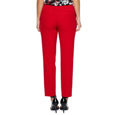 Chelsea Rose Classic Fit Suit Pants