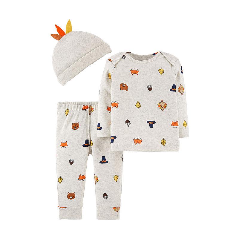Carters 3-pc. Pajama set – Baby