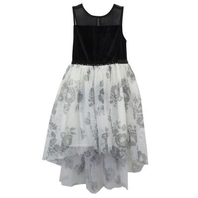 Lilt Sleeveless Party Dress - Big Kid Girls Plus