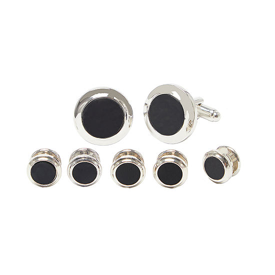 Collection By Michael Strahan 6 Pc Cufflinks Sets