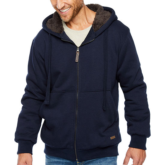 Smith Sherpa Lined Fleece Full Zip Jacket