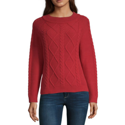 Peyton & Parker Long Sleeve Pullover Sweater