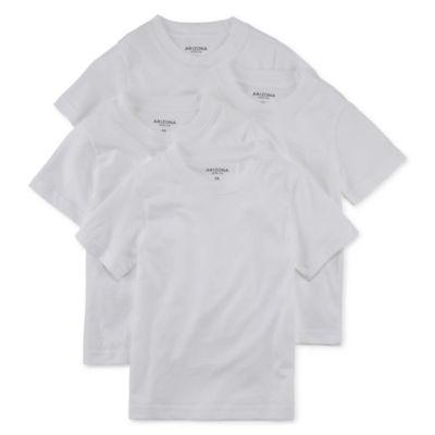 Arizona Crew Neck Short Sleeve T-Shirt Boys