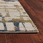 Kas Hue Cityscape Rectangular Indoor Rugs