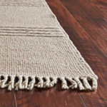 Kas Maui Cable Knit Rectangular Indoor Rugs