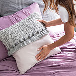 JCPenney Home Lydia Square Throw Pillow