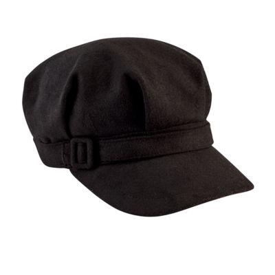 Women's Cap with Buckle