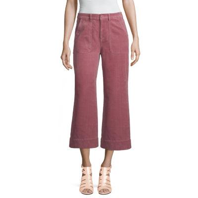a.n.a Wide Leg Cropped Pant