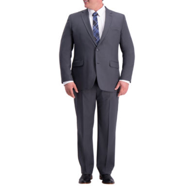 Haggar Pattern Classic Fit Stretch Suit Jacket