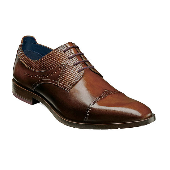 Stacy Adams Mens Raiden Oxford Shoes