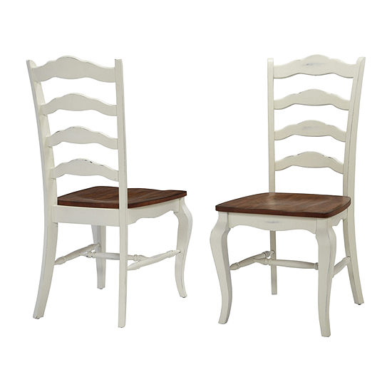 Pair of French Dining Chairs