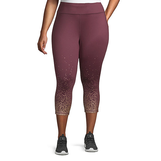 Xersion-Plus Womens High Waisted Legging