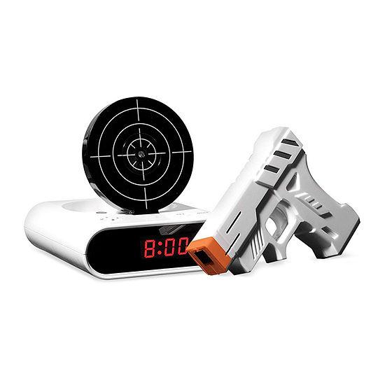 Sharper Image Laser Target Alarm Clock