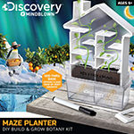 Discovery MindBlown Maze Planter DIY Build & Grow Botany Kit