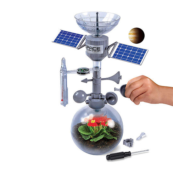 Discovery MindBlown Weather Terrarium DIY Build & Grow Kit