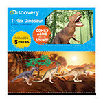 Discovery Kids T-Rex Dinosaur 5-Piece Collection