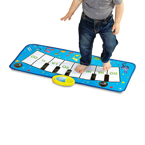 Discovery Kids Toy Piano Music Mat