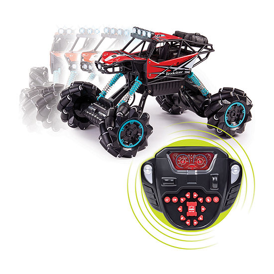 Brookstone Drift-Dance King: High Speed, Multi-Function R/C Vehicle