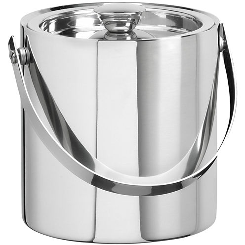1.5-qt. Stainless Steel Ice Bucket