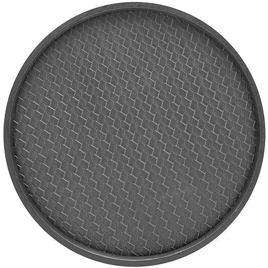 "San Remo 14"" Round Plastic Serving Tray"