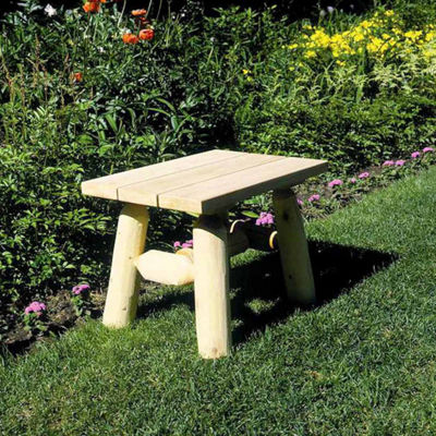 Patio End Table