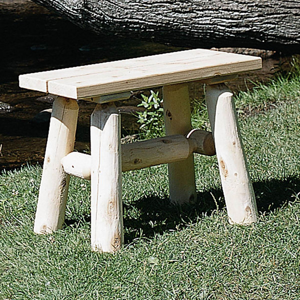 "23"" Patio End Bench"