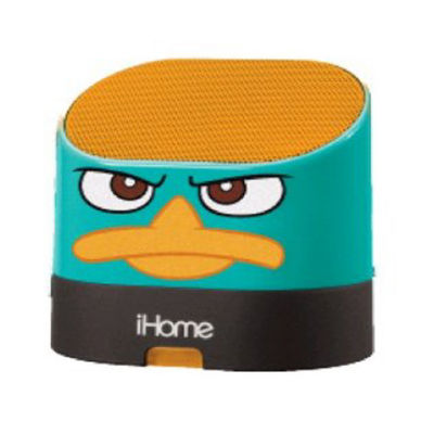 Kiddesigns EK-DF-M63 Phineas and Ferb Rechargeable Speaker
